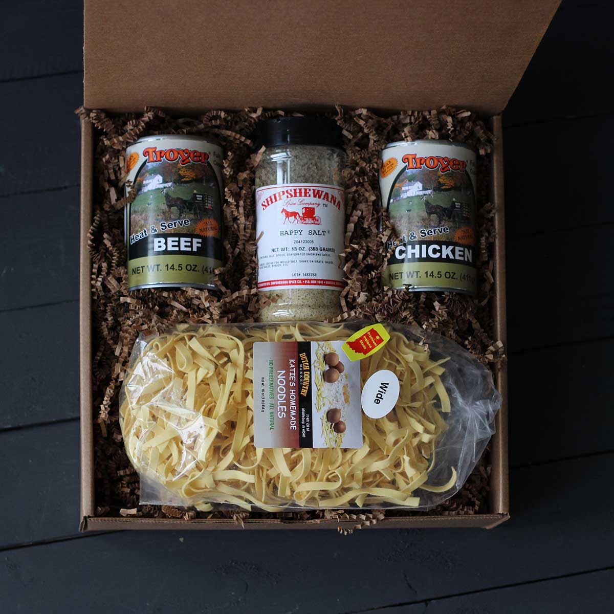 Farmhouse Dinner Gift Box