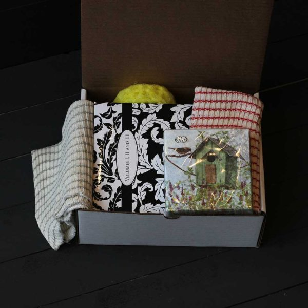 Kitchen Favorites Gift Box