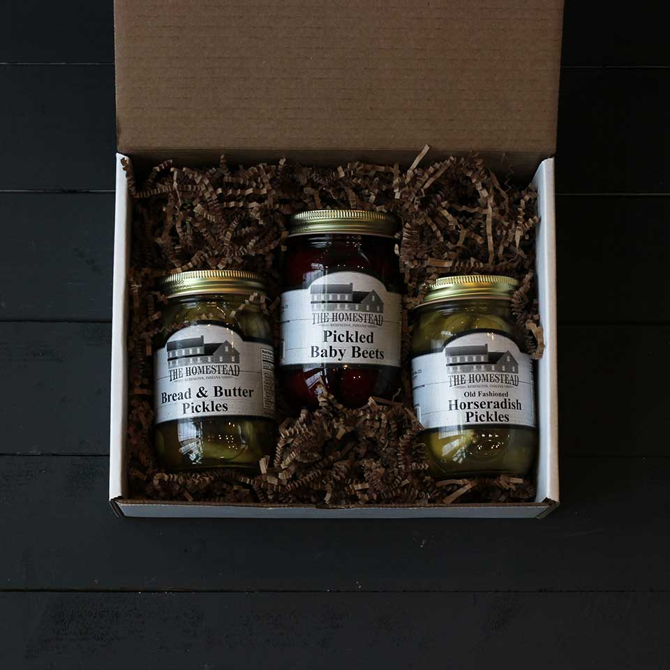 Pickle Lover's Gift Box