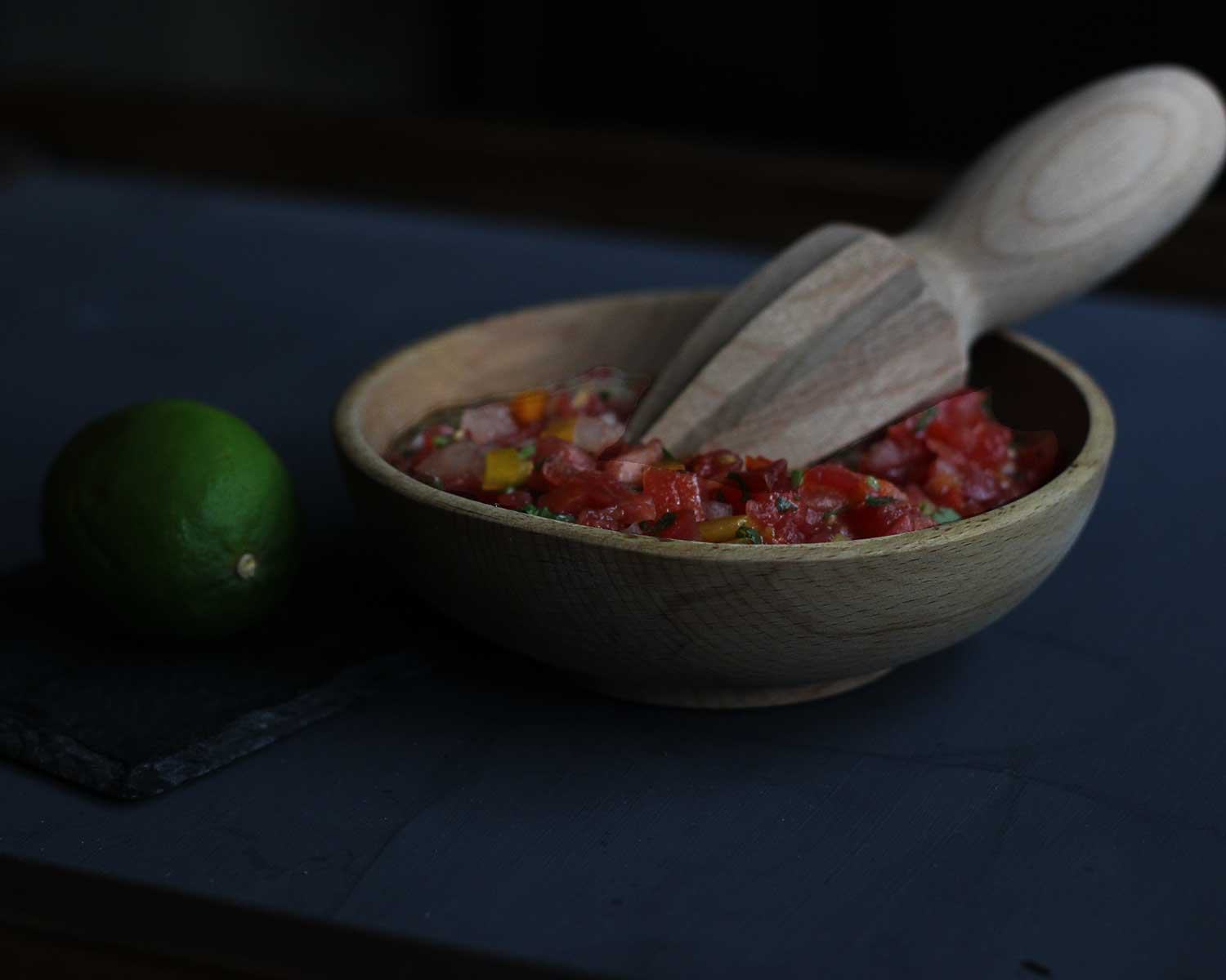 Fresh Homemade Salsa | The Homestead Blog