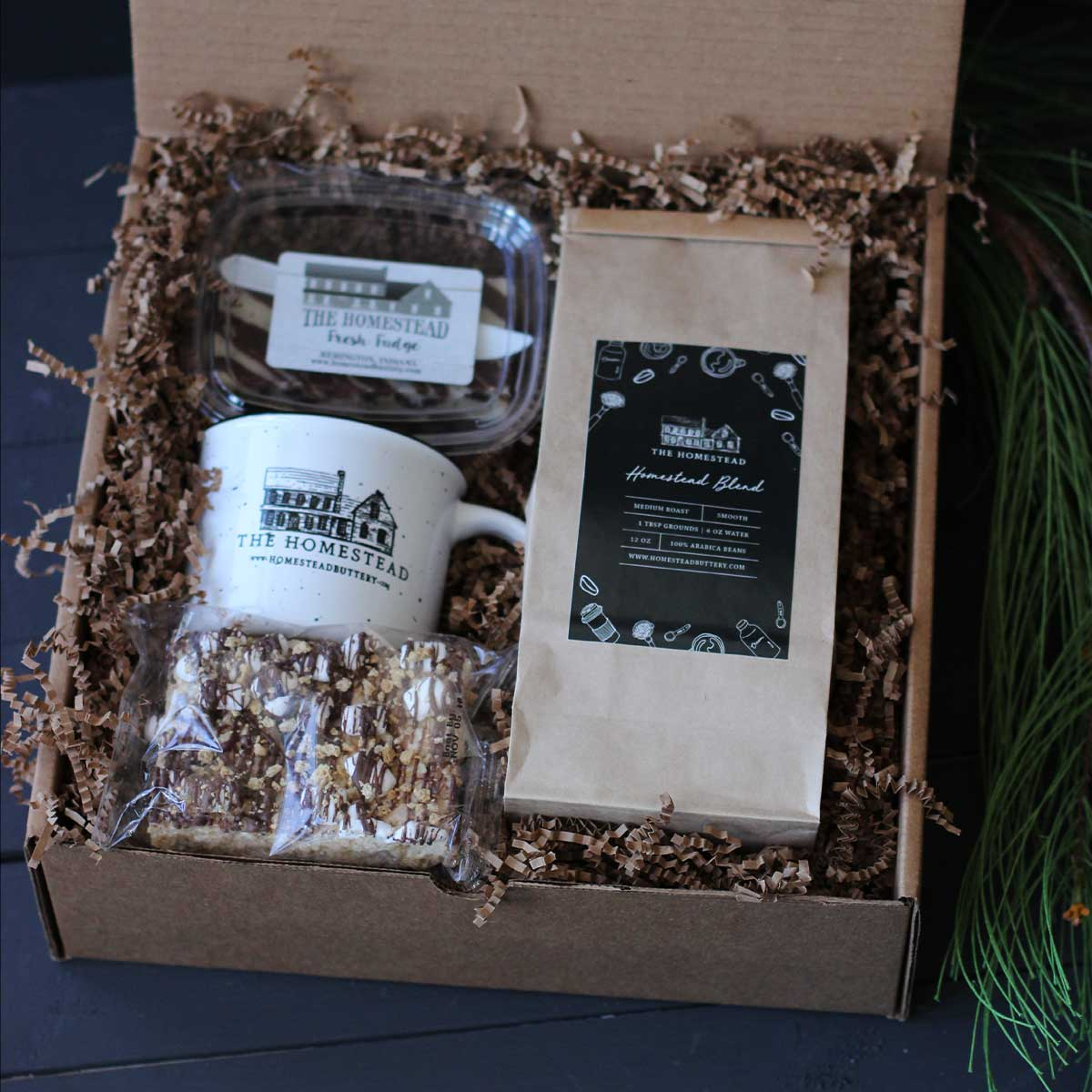 Coffee Shop Gift Box