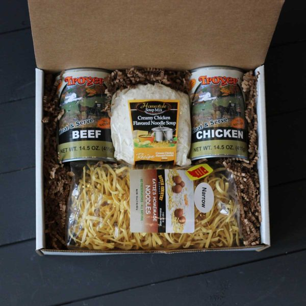 Amish Kettle Gift Boxes