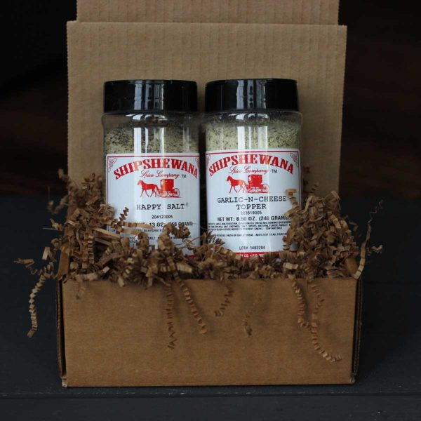 Homestead's Favorite Seasonings Gift Box