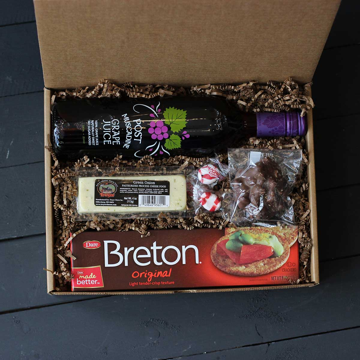 Vineyard Valley Gift Box