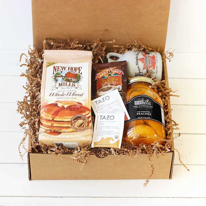 Breakfast Box Gift Box
